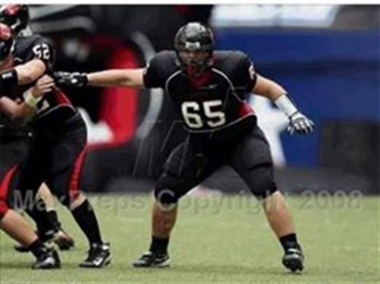Cody Williams Football